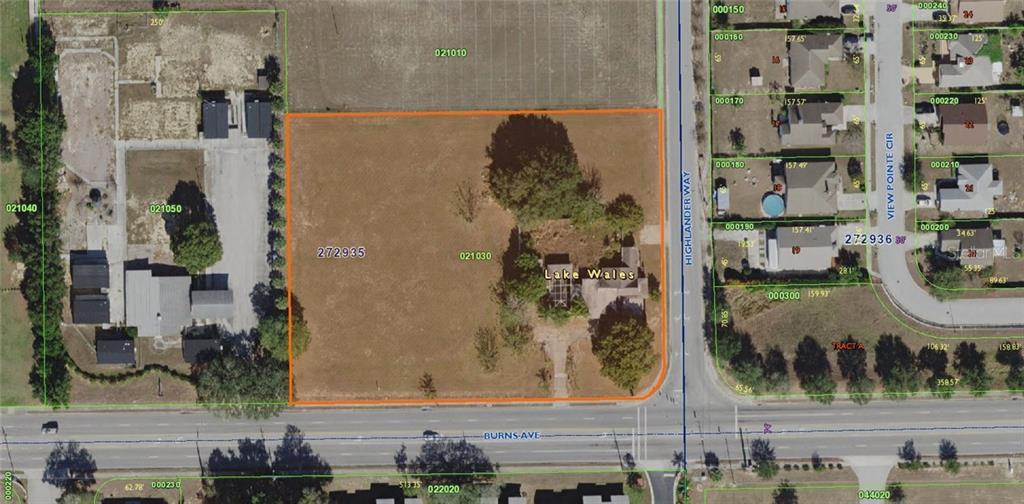 551 Burns Avenue Property Photo