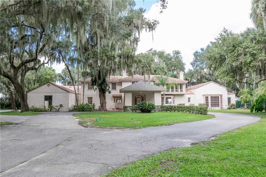 1806 N Lake Howard Drive Property Photo