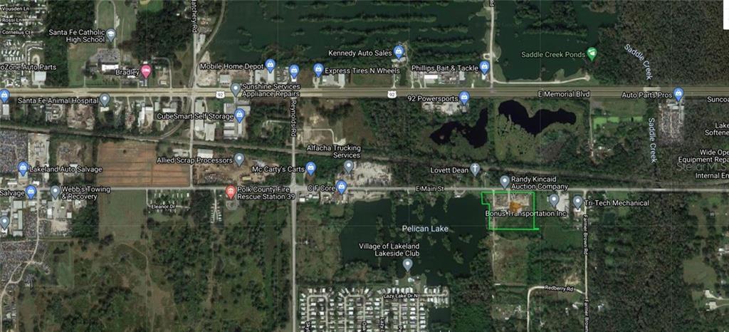 3801 E County Road 542 Property Photo
