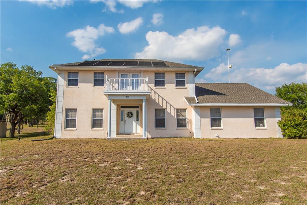 859 N LAKESHORE BOULEVARD Property Photo - LAKE WALES, FL real estate listing