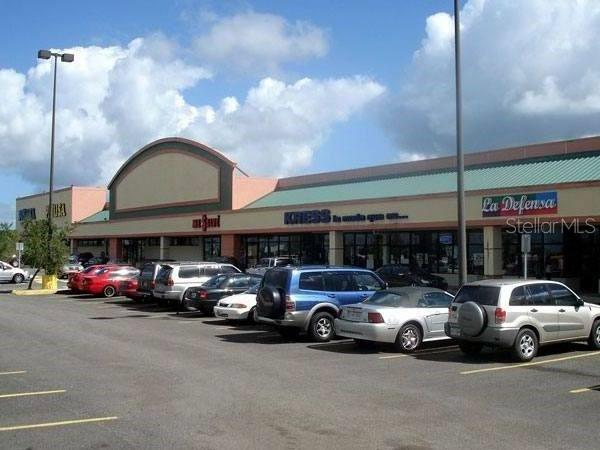 PR-137 Int. PR-617 MOROVIS PLAZA SHOPPING Property Photo - MOROVIS, PR real estate listing