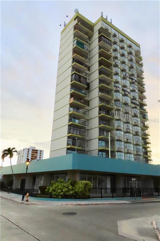 COND. EL EMBAJADOR COND. EL EMBAJADOR -1702, 1267 AAVE HOSTOS HO Property Photo - PONCE, PR real estate listing