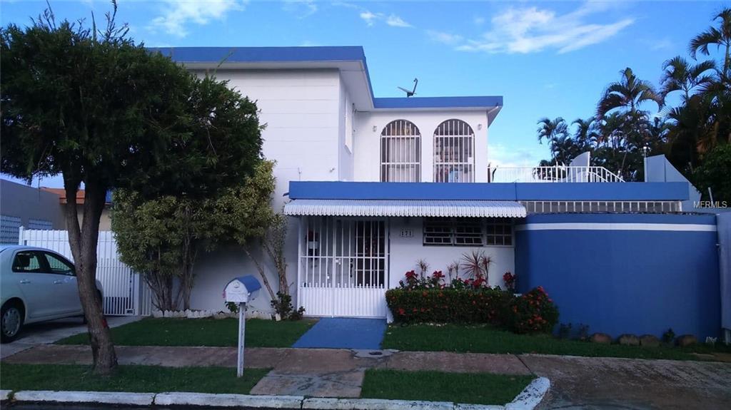 Urb. El Paraso GANGES ST #171 Property Photo - SAN JUAN, PR real estate listing