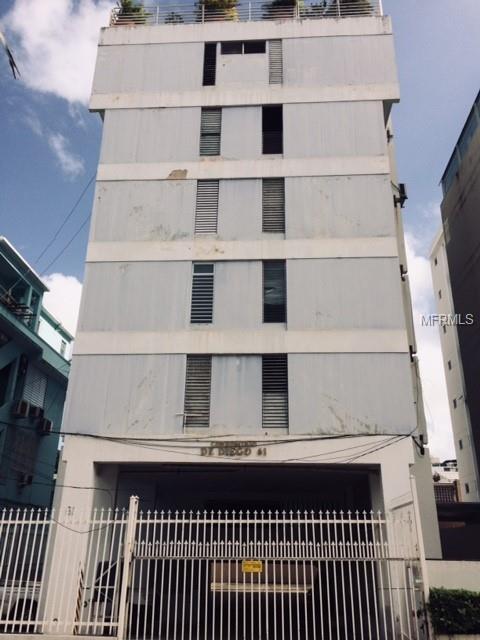 61 DE DIEGO AVE #6C Property Photo - CONDADO, PR real estate listing