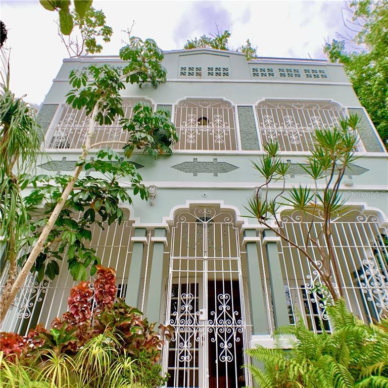 107 TRES HERMANOS ST Property Photo - SAN JUAN, PR real estate listing