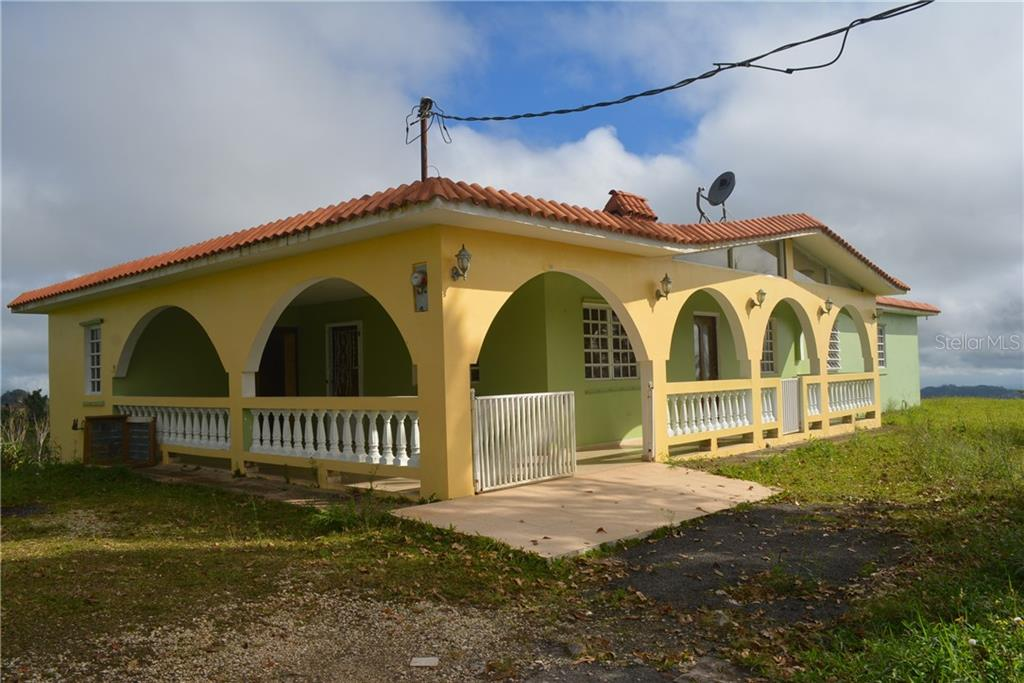 566 KM 1.2 INT BO. SALTOS #Lote A Property Photo - OROCOVIS, PR real estate listing
