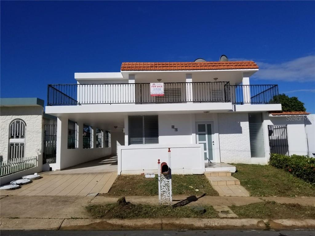 CALLE 49 # AZ-16 REPARTO TERESITA Property Photo - BAYAMON, PR real estate listing