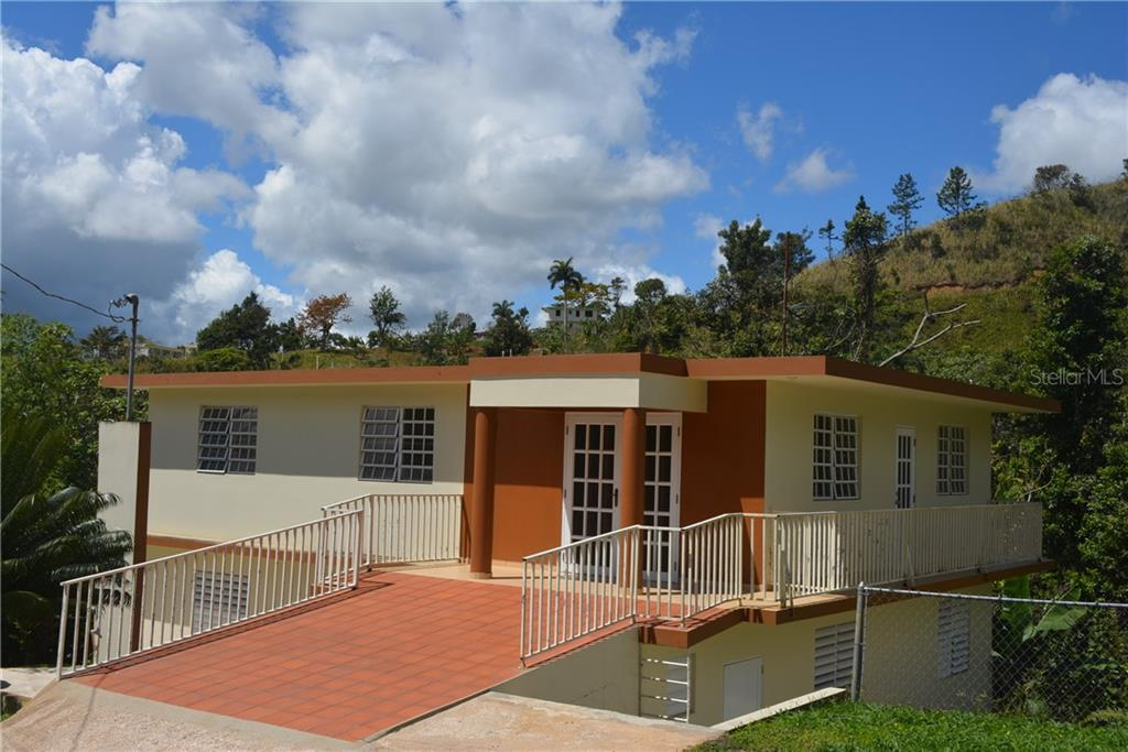 566 KM 4.6, BO. SALTOS Property Photo - OROCOVIS, PR real estate listing