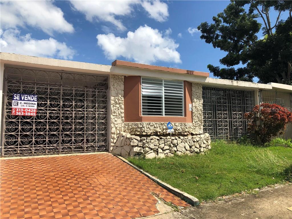 80 SANTIAGO Property Photo - BAYAMON, PR real estate listing