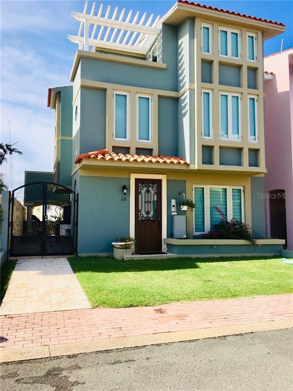 palmas del mar ISLA SAN MIGUEL DRIVE #33 Property Photo - HUMACAO, PR real estate listing