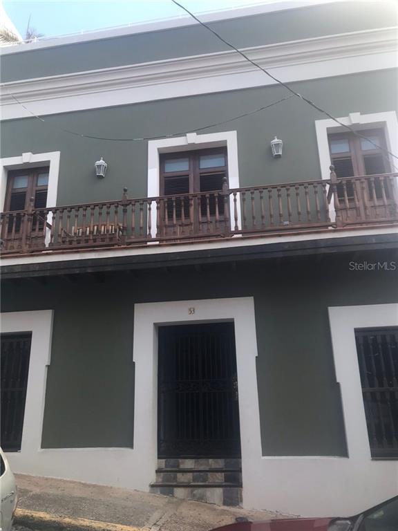 53 DE LA CRUZ #2A Property Photo - SAN JUAN, PR real estate listing