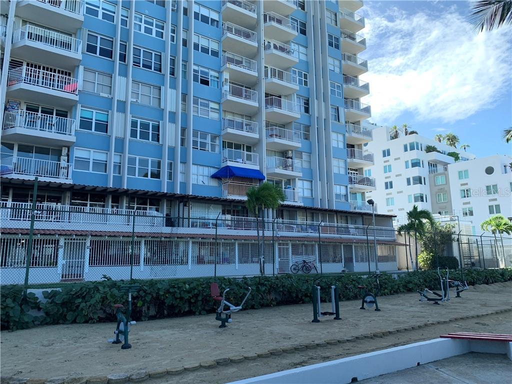 PR 37 MARBELLA DEL CARIBE AVENIDA ISLA VERDE #411 Property Photo - CAROLINA, PR real estate listing