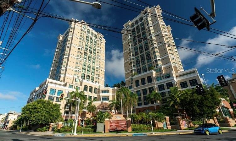 103 AVE DE DIEGO #806 Property Photo - CONDADO, PR real estate listing