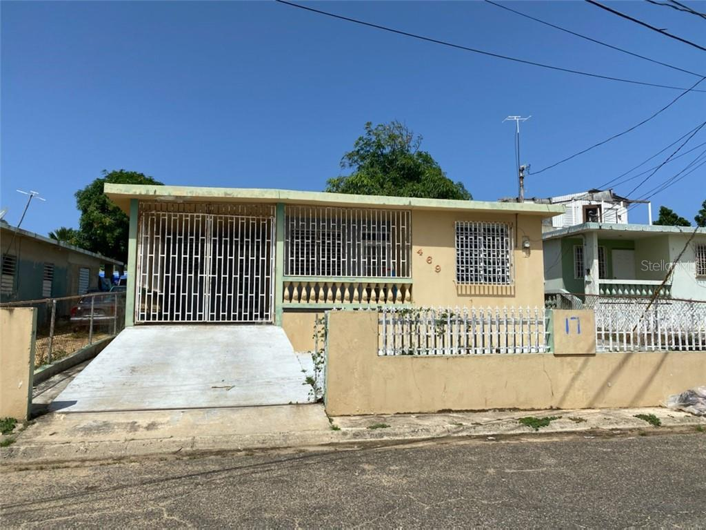 PR 473 BO. PUEBLO CALLE LAUREL Property Photo - ISABELA, PR real estate listing