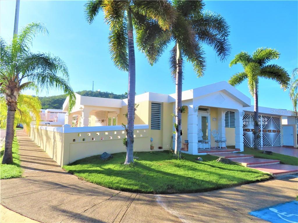 ST GARDENIA URB. LOS PINOS #521 Property Photo - YAUCO, PR real estate listing
