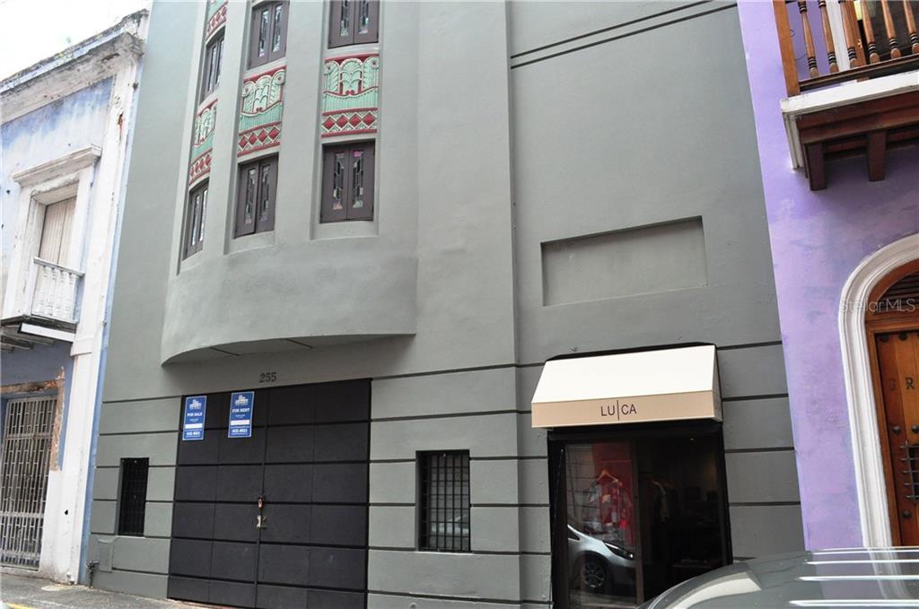 255 CALE DE LA CRUZ Property Photo - OLD SAN JUAN, PR real estate listing