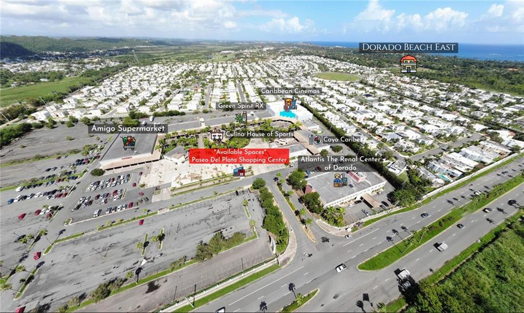 Jose Efron Avenue PASEO DEL PLATA SHOPPING VILLAGE Property Photo - DORADO, PR real estate listing