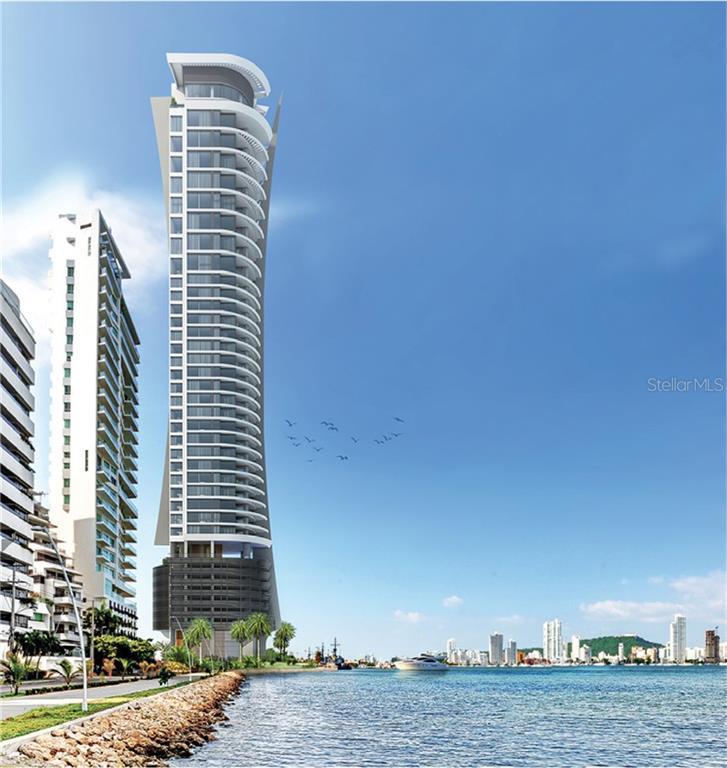#10-32 CRA. 3 #Apt 1302 Property Photo - CARTAGENA DE INDIAS, OC real estate listing
