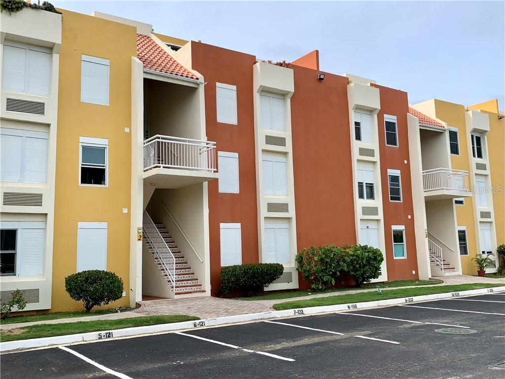 47 OCEAN DRIVE BOULEVARD DRIVE #131 Property Photo - LUQUILLO, PR real estate listing