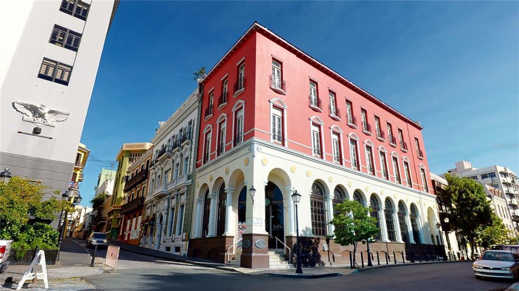 Old San Juan Real Estate Listings Main Image