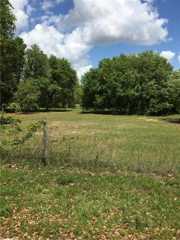 CALVIN LEE ROAD Property Photo - GROVELAND, FL real estate listing