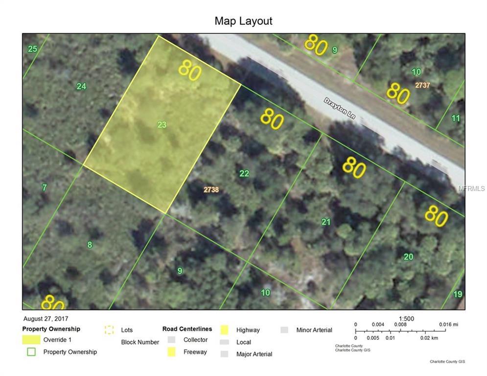 17155 DRAYTON LN Property Photo