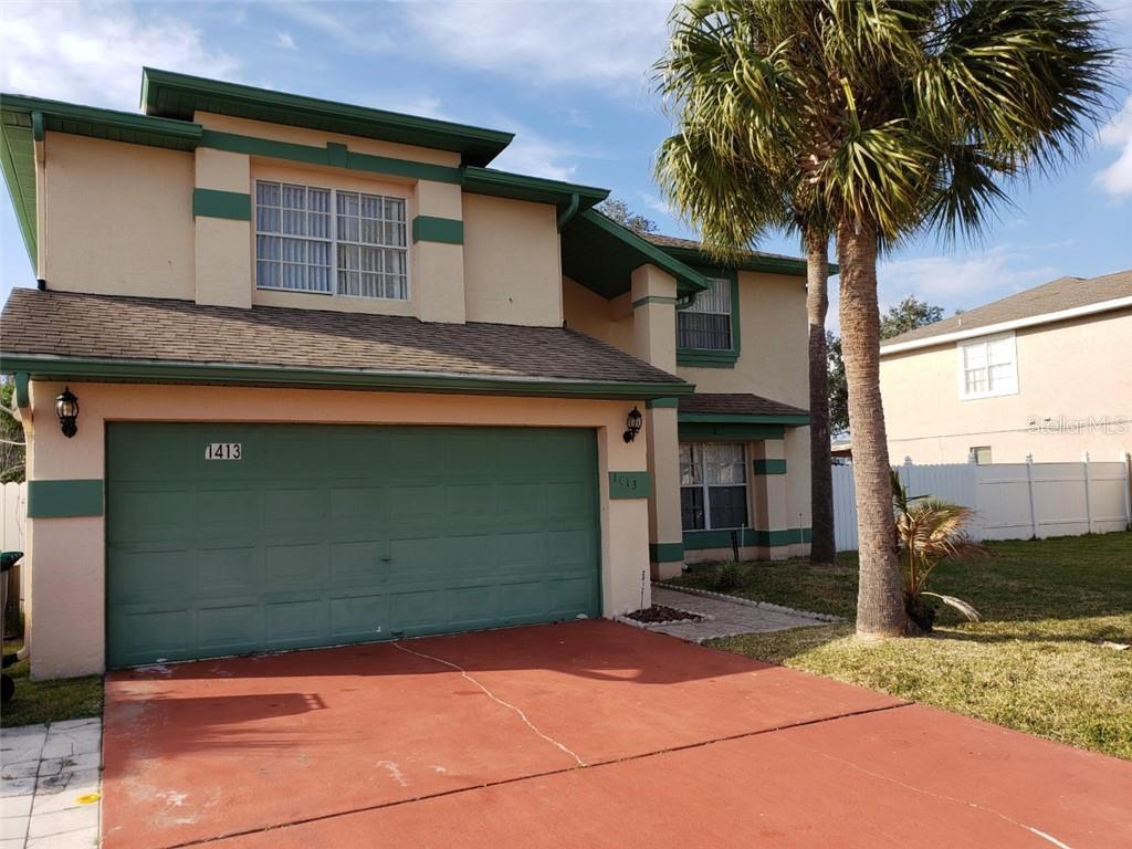 1413 WOOD VIOLET DRIVE Property Photo - ORLANDO, FL real estate listing