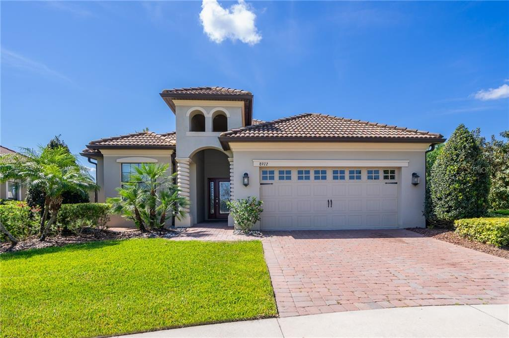 8972 DOVE VALLEY WAY Property Photo - CHAMPIONS GATE, FL real estate listing