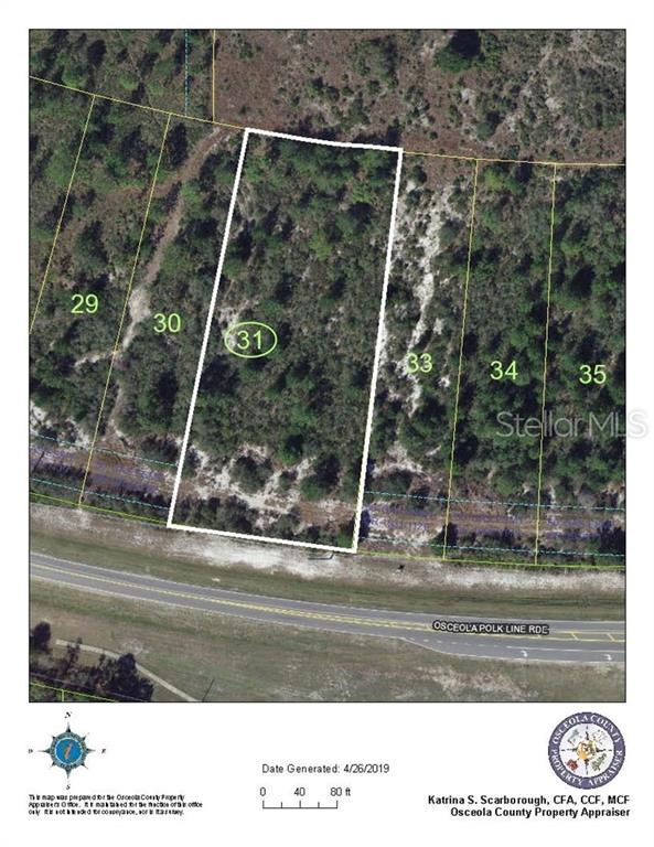 Osceola Polk Line Road Property Photo