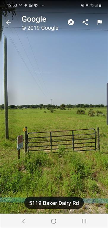 5155 BAKER DAIRY RD Property Photo - HAINES CITY, FL real estate listing