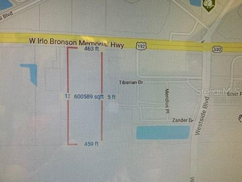 W IRLO BRONSON MEM HWY Property Photo - KISSIMMEE, FL real estate listing