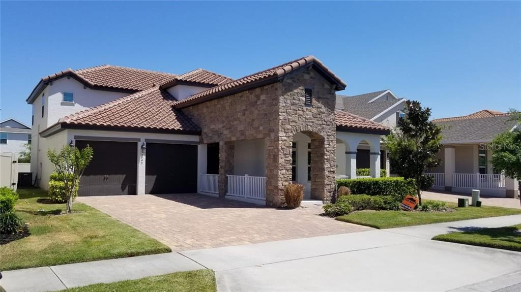 8749 IRON MOUNTAIN TRAIL Property Photo - WINDERMERE, FL real estate listing