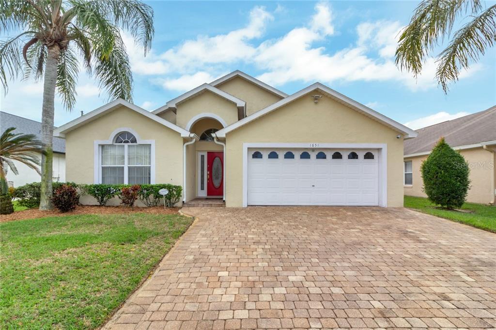 1651 OAK HILL TRAIL Property Photo - KISSIMMEE, FL real estate listing