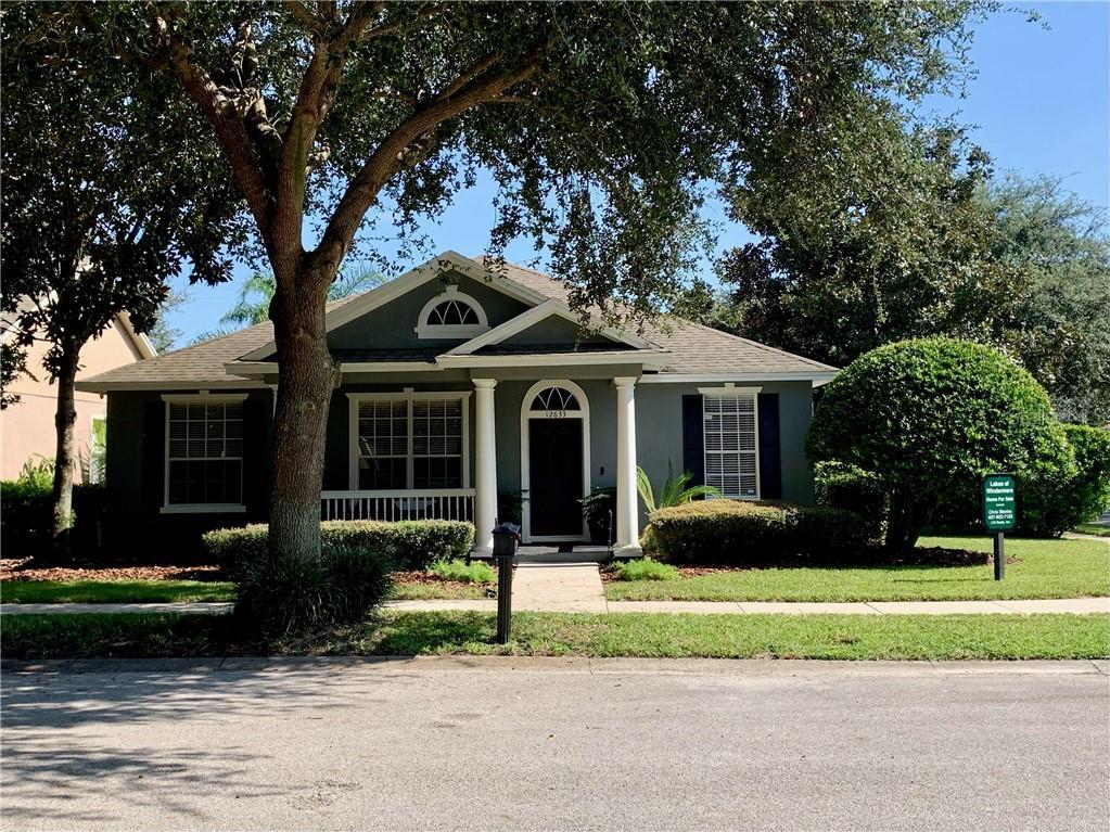 12633 HADDON DRIVE Property Photo - WINDERMERE, FL real estate listing