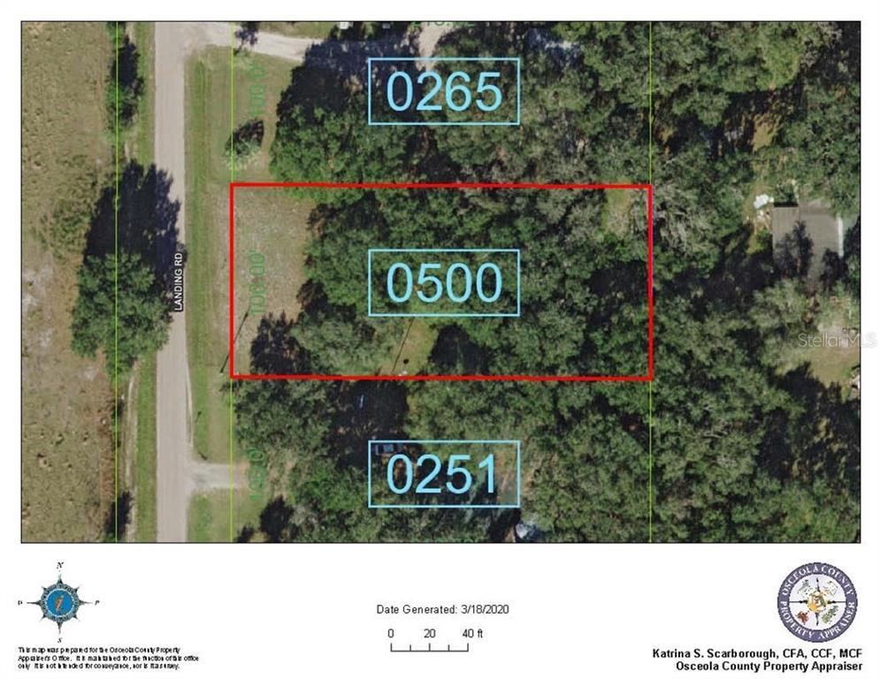 LANDING ROAD Property Photo - KENANSVILLE, FL real estate listing