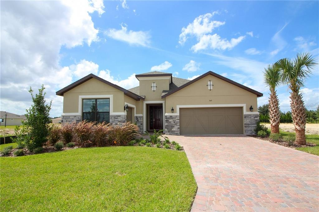307 BELLA CORTINA DRIVE Property Photo - KISSIMMEE, FL real estate listing
