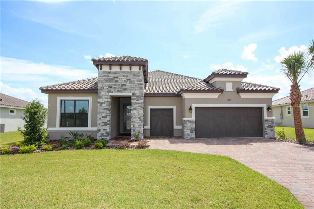 3627 VIA MONTE NAPOLEONE DRIVE Property Photo - POINCIANA, FL real estate listing