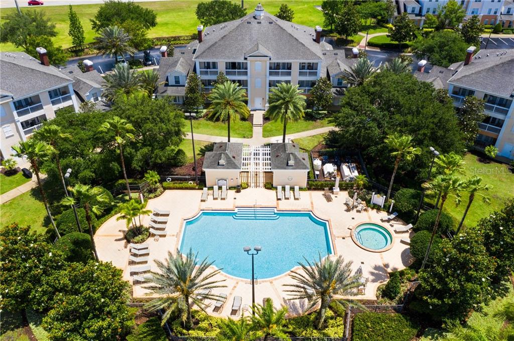 7625 HERITAGE CROSSING WAY #202 Property Photo - REUNION, FL real estate listing