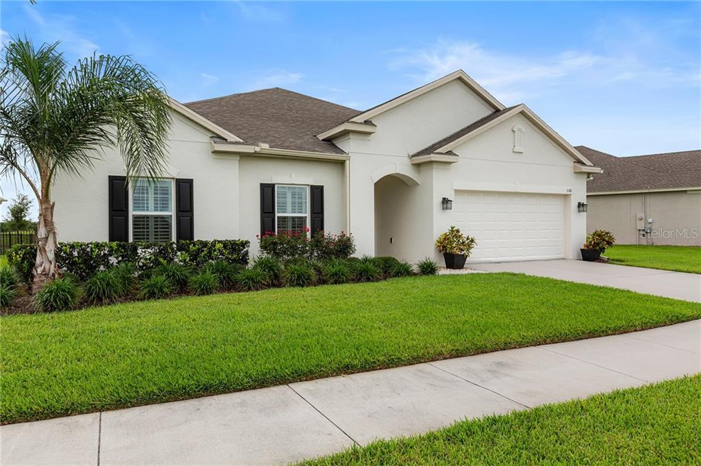 3318 SAGEBRUSH STREET Property Photo - HARMONY, FL real estate listing