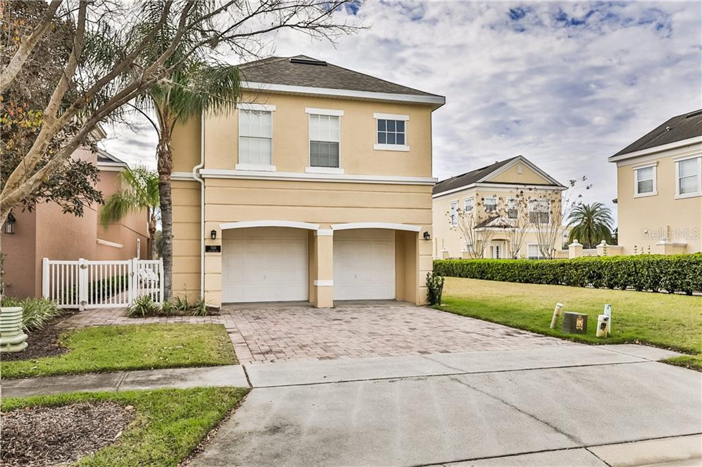 7520 EXCITEMENT DRIVE Property Photo - REUNION, FL real estate listing