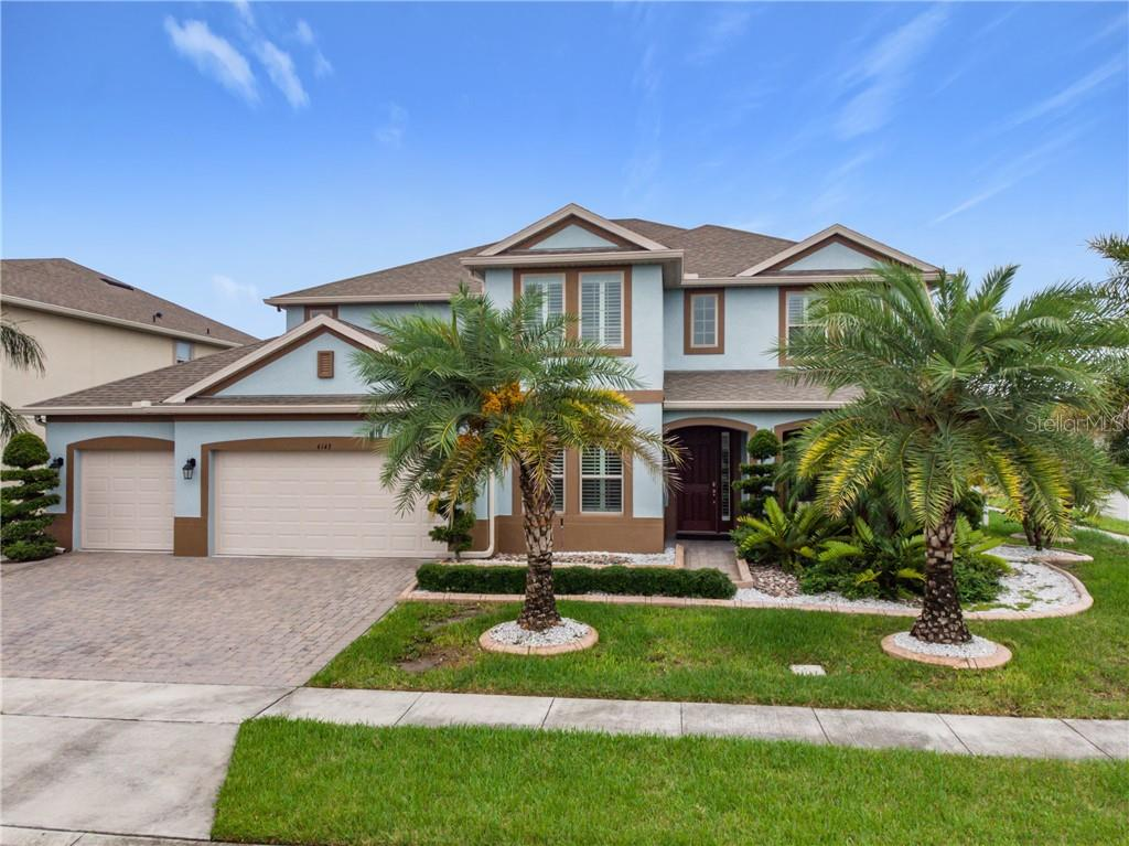 4143 SCARLET BRANCH RD Property Photo - ORLANDO, FL real estate listing