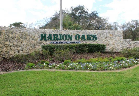 Marion Oaks Lane Property Photo