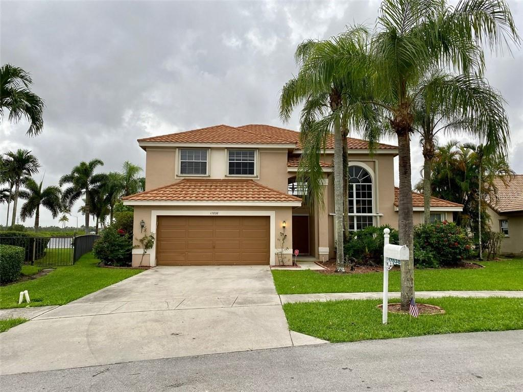 17838 NW 15TH CT Property Photo - PEMBROKE PINES, FL real estate listing