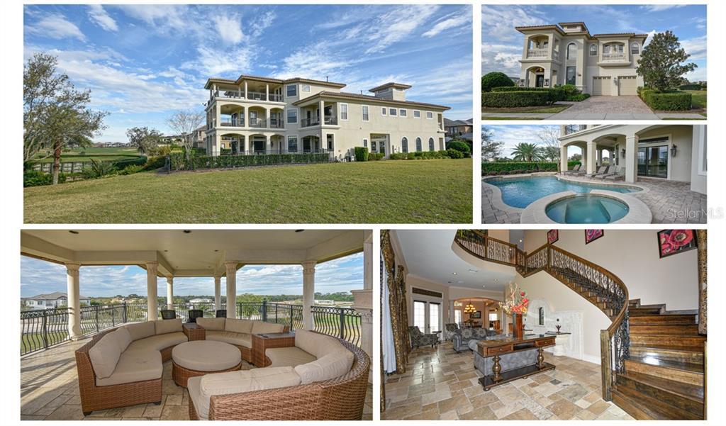 304 MUIRFIELD LOOP Property Photo - REUNION, FL real estate listing