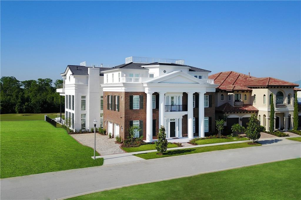 8005 TWIN EAGLES LOOP Property Photo - REUNION, FL real estate listing