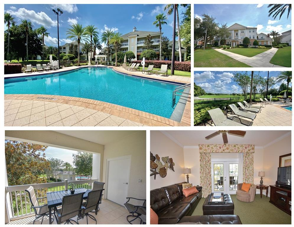7697 HERITAGE CROSSING WAY #201 Property Photo - REUNION, FL real estate listing