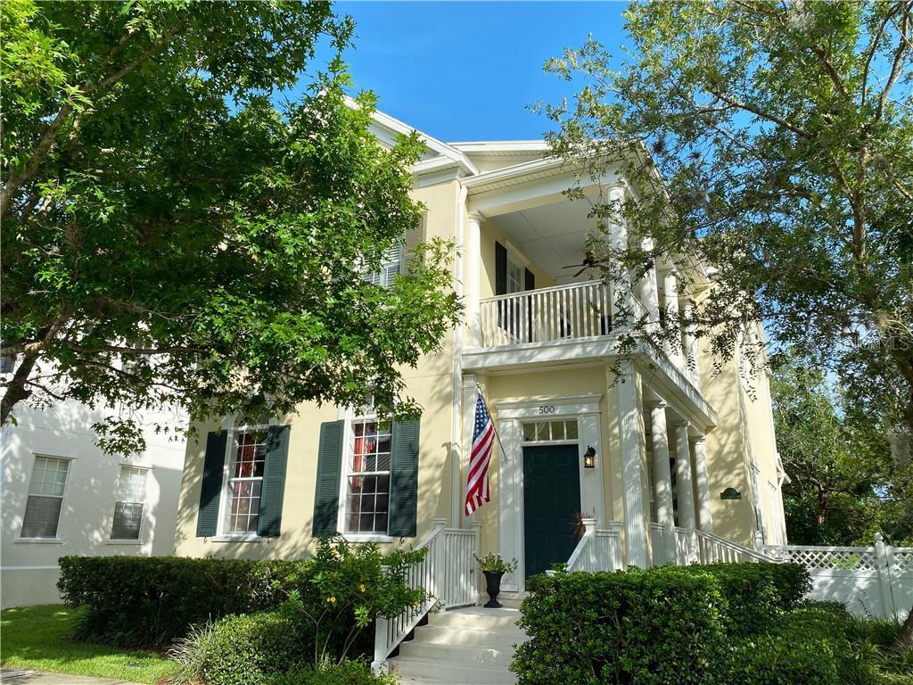 500 Greenbrier Avenue Property Photo