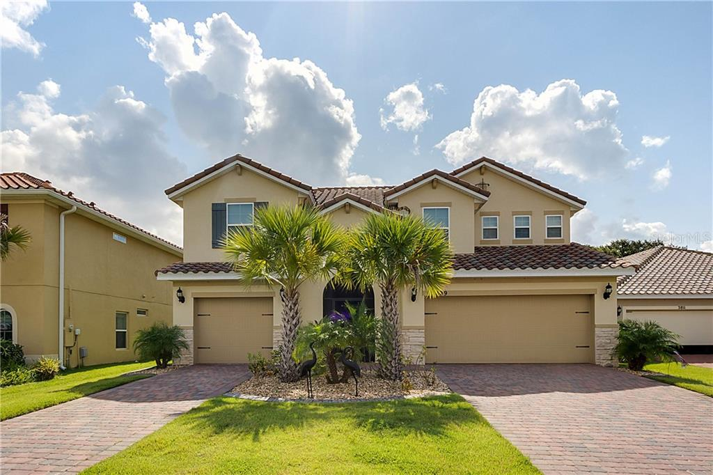 3809 CARRICK BEND DR Property Photo - KISSIMMEE, FL real estate listing
