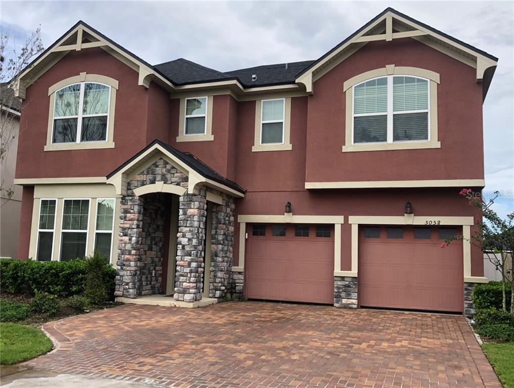 5058 DOVE TREE STREET Property Photo - ORLANDO, FL real estate listing