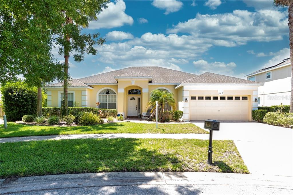 317 BELFRY DR Property Photo - DAVENPORT, FL real estate listing